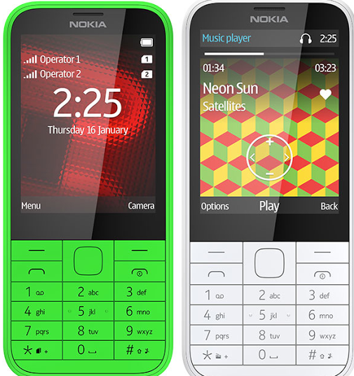 Nokia 225 Dual Sim RM-1011 v10 01 11 Arabic Urdu Flash File