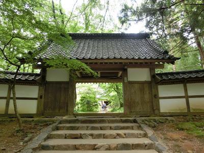 中尊寺・大長寿院