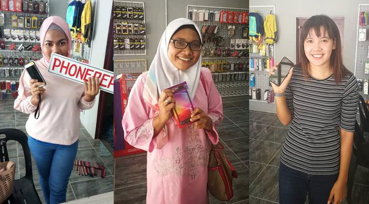 Kedai Jual iPhone Murah, Baru & Secondhand Set di Langkawi