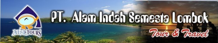 PT. AIS LOMBOK TOUR TRAVEL
