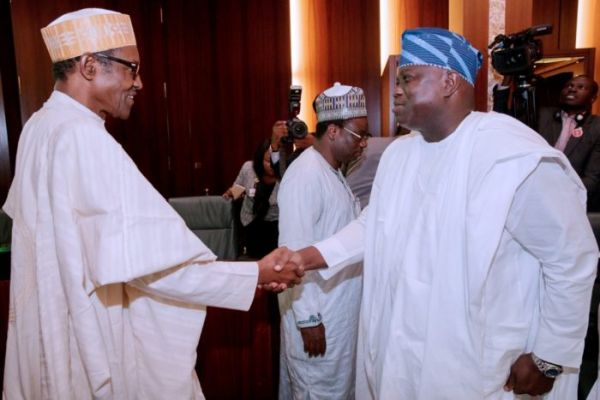 Buhari's Nomination Of Ambode As Minister
