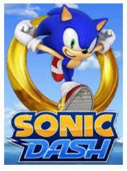 تحميل لعبة سونيك داش للاندرويد مجانا Sonic Dash