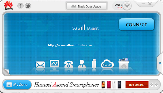 Huawei Mobile Partner Latest Version Free Download For Windows