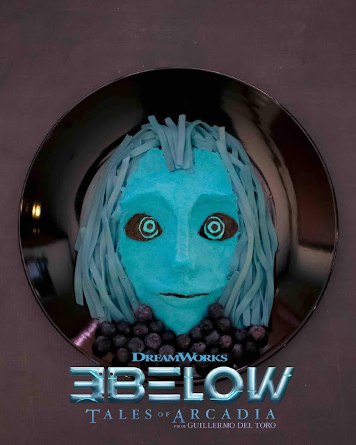 How to make a 3Below: Tales of Arcadia meal for watching the show on Netflix! Trollhunters