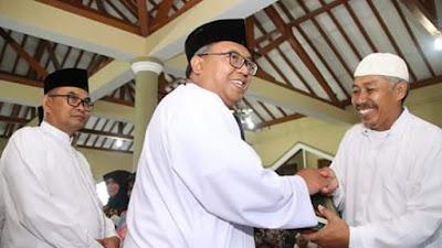 Memperat Tali Silahturahmi H.MarwanHamami Muhibah Ramadhan di Masjid Al Mubarokah Parakan Salak