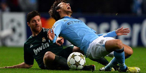 Hasil Dan Video Pertandingan Manchester City Vs Real Madrid Liga Champions