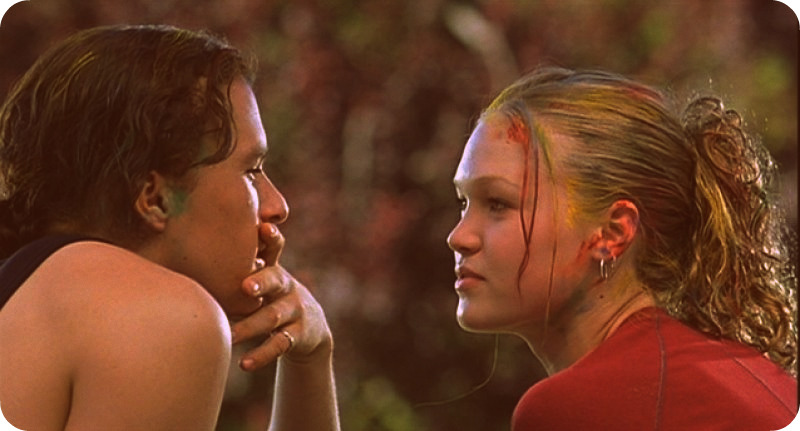10thingsihateaboutyou Heathledger Juliastiles: Precious: Ten Things I Hate About You