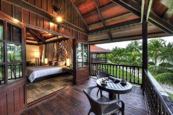 The best in luxury - Meritus Pelangi Beach Resort & Spa