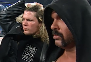 WCW World War 3 1997 - Raven and Saturn