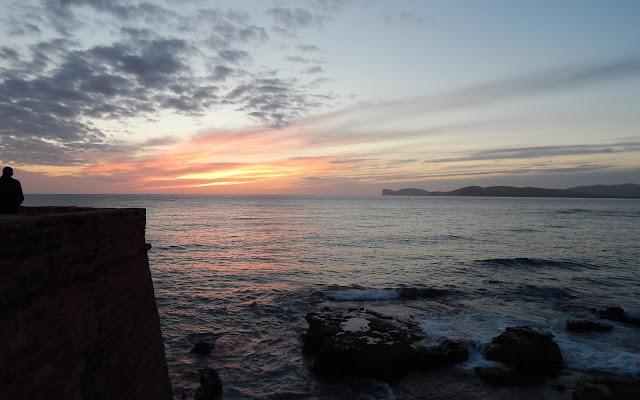 Muralla de mar de l'Alguer