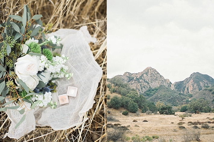 Malibu Creek Engagement Session | Steve Torres Photography