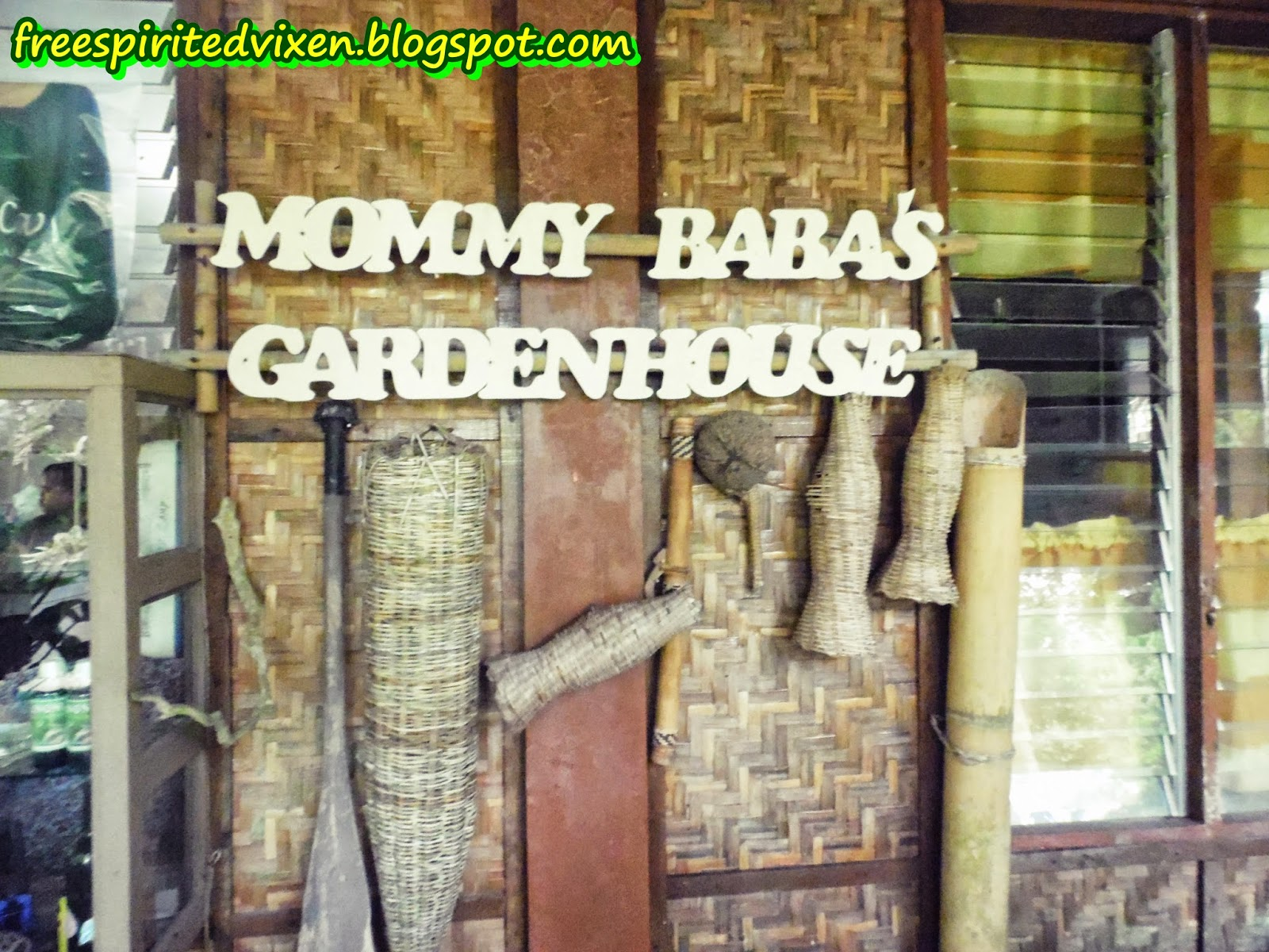 Mommy Baba's Gardenhouse, The Forest Camp, Valencia, Negros Oriental