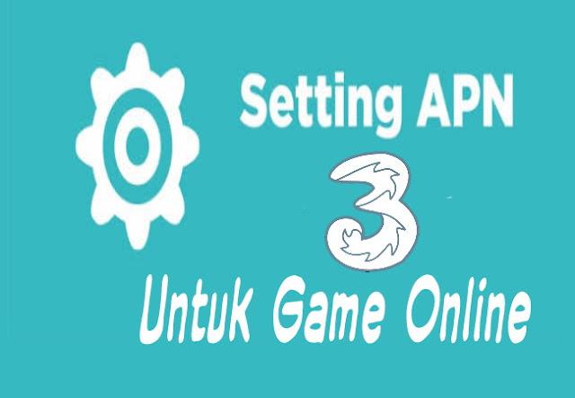 Apn 3 (Tri Three) Untuk Game Online Semoga Tidak Lag 1