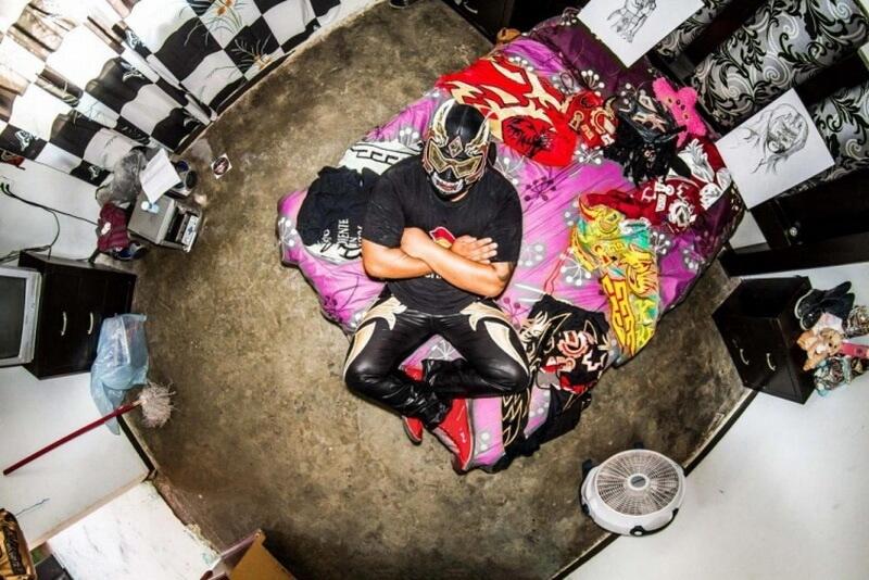 غرفة نوم من شيهاها - المكسيك