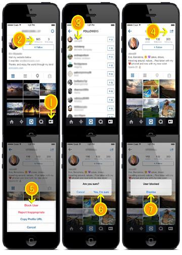 Cara Menghapus Pengikut di Instagram,Begini Caranya 2