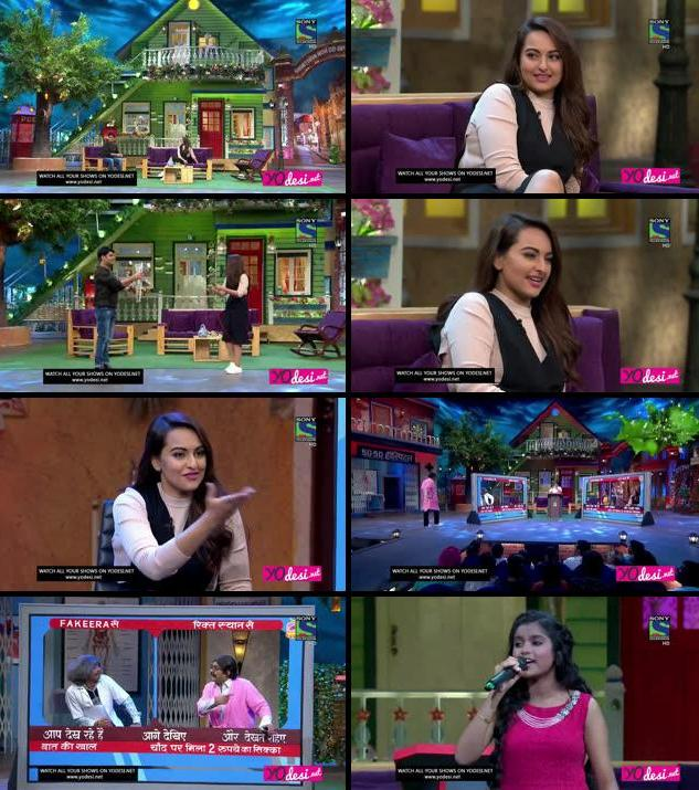 The Kapil Sharma Show 28 August 2016 HDTV 480p