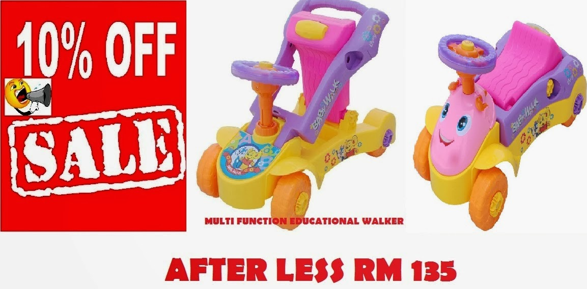 3 in 1 Multifunction Walker