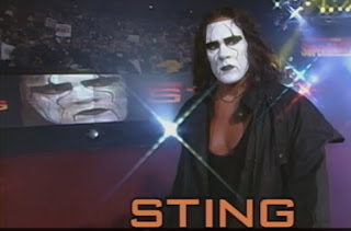 WCW SuperBrawl VIII (1998) - Sting beat Hulk Hogan for the vacant WCW title