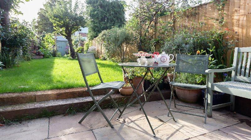 Dormire nelle case più belle di Londra la quintessenza della bellezza giardino
