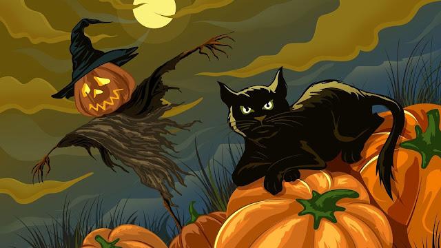 Halloween backgrounds desktop 10