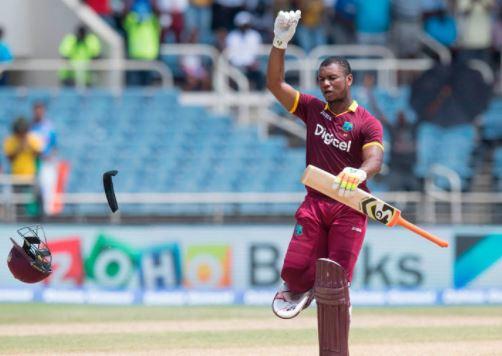 एविन लेविस ने भारत से मैच छीना - वेस्ट इंडीज़ ने भारत को 9 विकेट से हराया