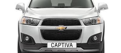 Bán xe Captiva Revv mới năm 2016