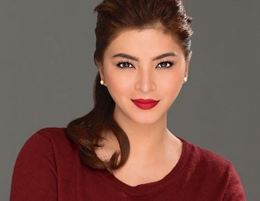 BTS: Angel Locsin's Natural Glow In an Early Shoot! Check this out!