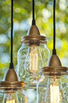 7 Diy para decorar tu casa con bonitas botellas de vidrio