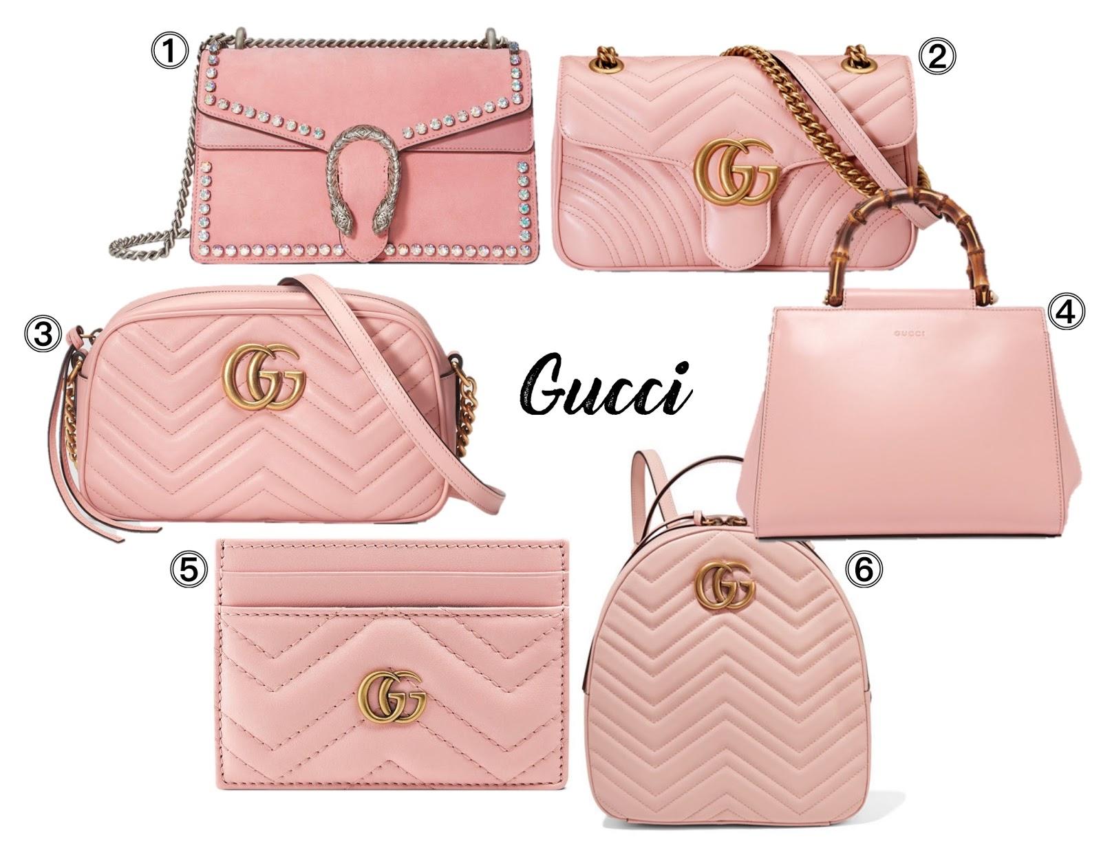 Pink Small Marmont Bag Gucci brWErmPc6