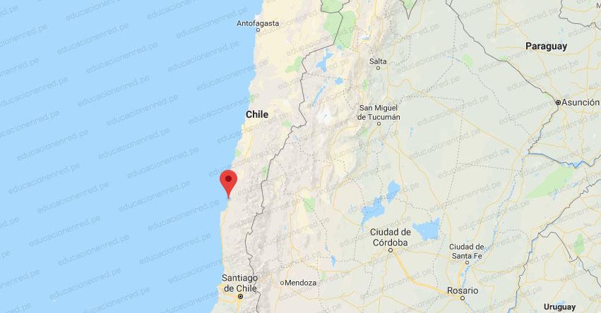 FUERTE SISMO en Chile de Magnitud 4.2 - Alerta de Tsunami (Hoy Viernes 17 Agosto 2018) Temblor EPICENTRO - Coquimbo - Valparaíso - ONEMI - www.onemi.cl