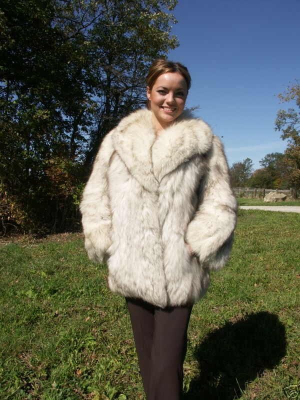 Faux Fur Coats for Plus Size Women
