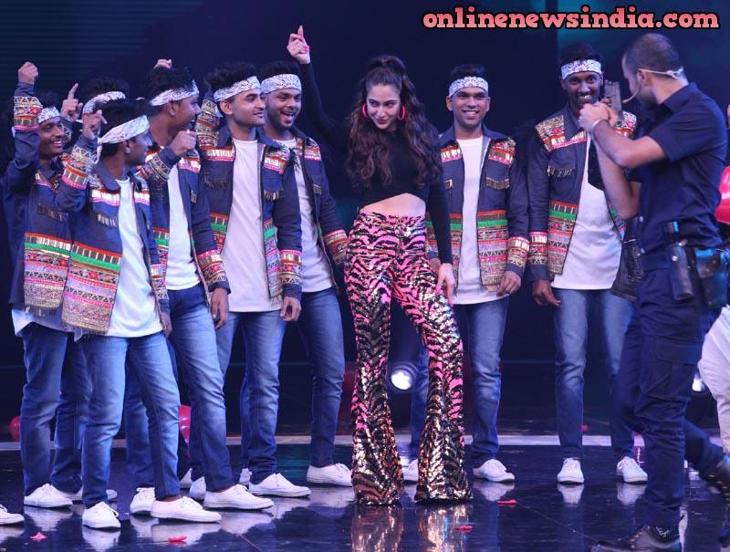 Sara Ali Khan on Dance+ 4