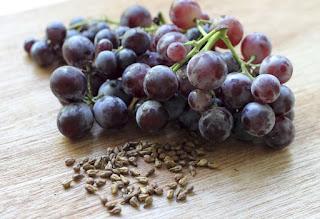 Biji Anggur Ternyata Jenis Makanan Sehat Lho