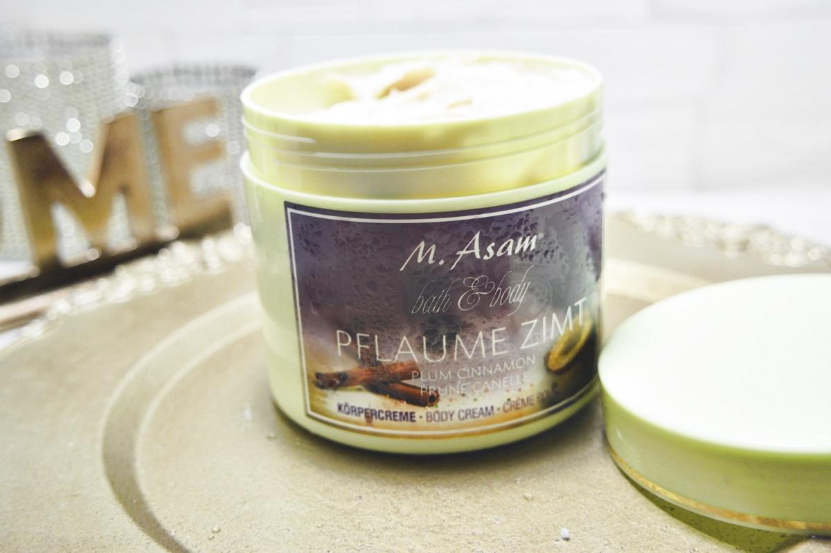Plum & Cinnamon Body Cream Product Pic