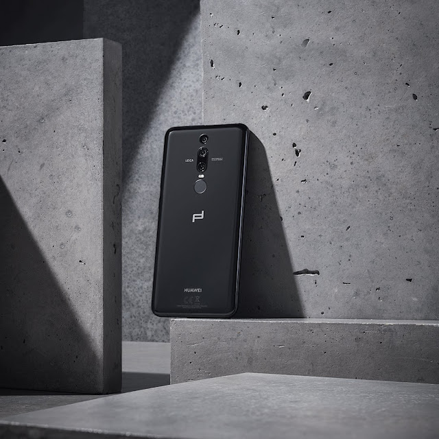 The #PorscheDesign @HUAWEIza Mate RS: Luxury and Performance Meet Innovation #HuaweiMateRS