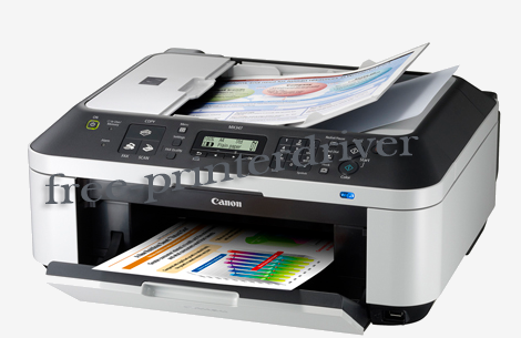 Printer Canon MX347 Driver Download Windows