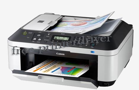 Printer Canon MX347 Driver Download Windows
