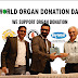 Walkathon organised to create awareness on Organ Donation