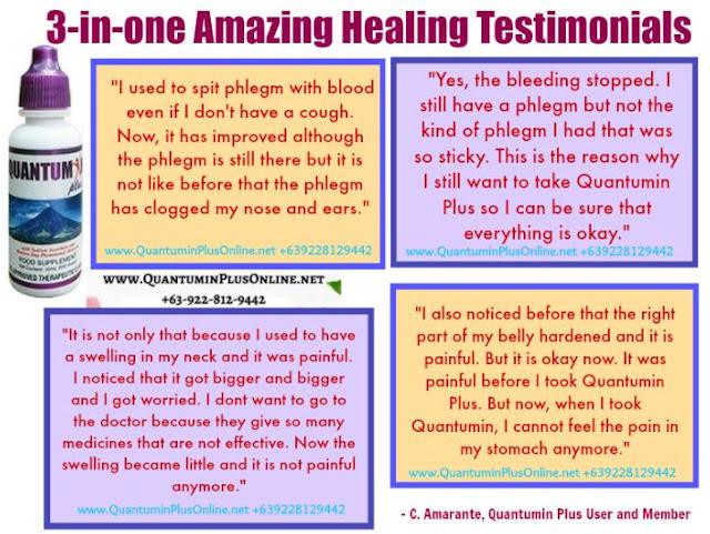 Quantumin Plus_Miramin Q Testimonials