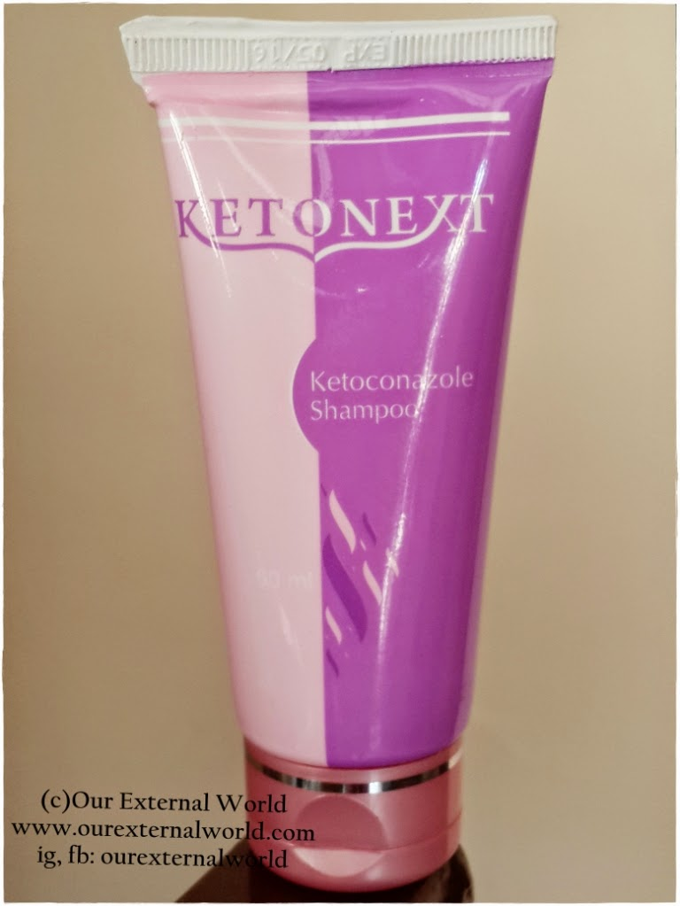 Review: Ketonext Shampoo, anti-dandruff