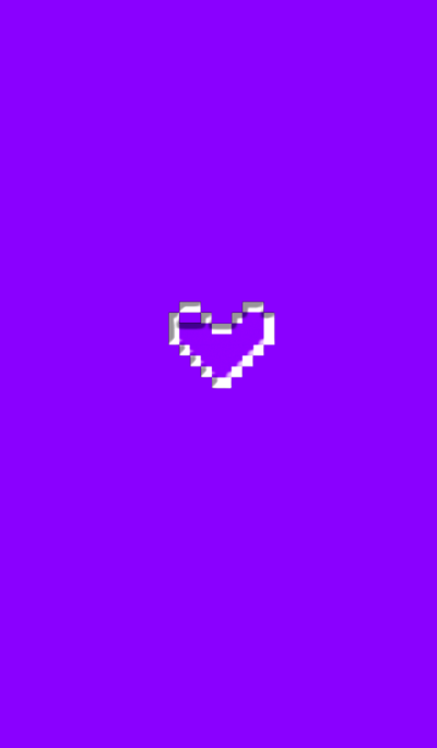 Pixel Purple Button