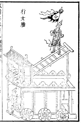 Ming Chinese Mobile Fortress