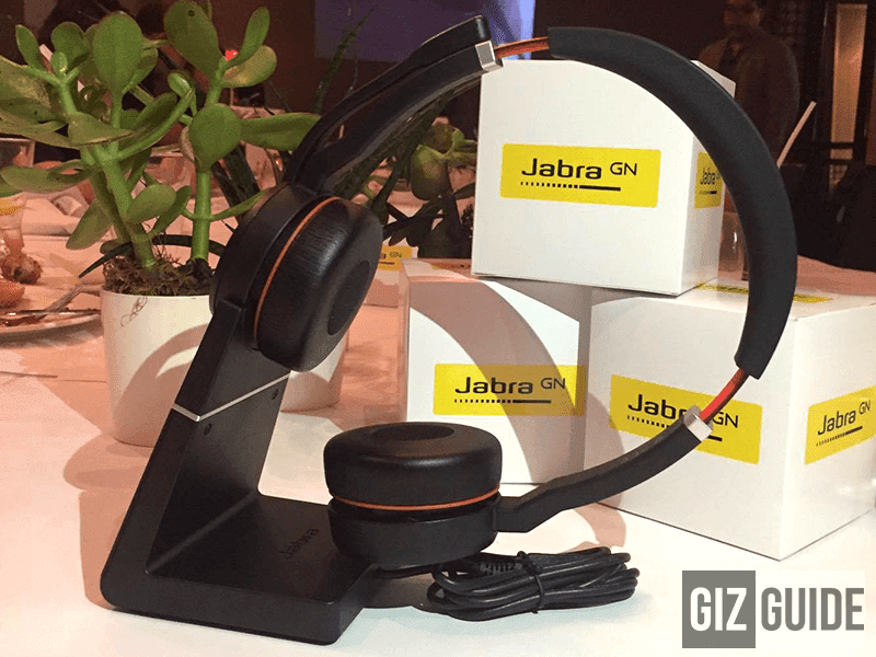 JABRA Launches 'Productivity Boosting' Headphones' Evolve 75