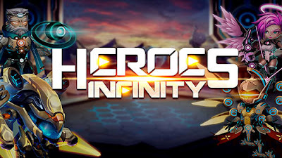 Download Game Android Gratis Heroes Infinity apk