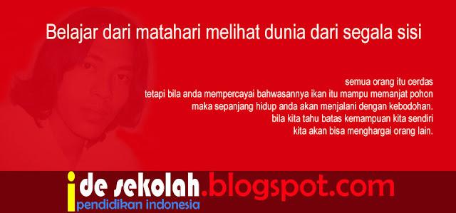 about idesekolah.blogspot.com