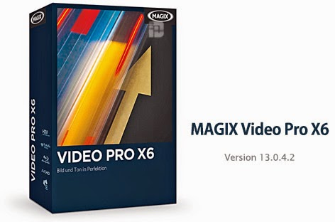 MAGIX Video Pro X6  Singel Link Download Full Version