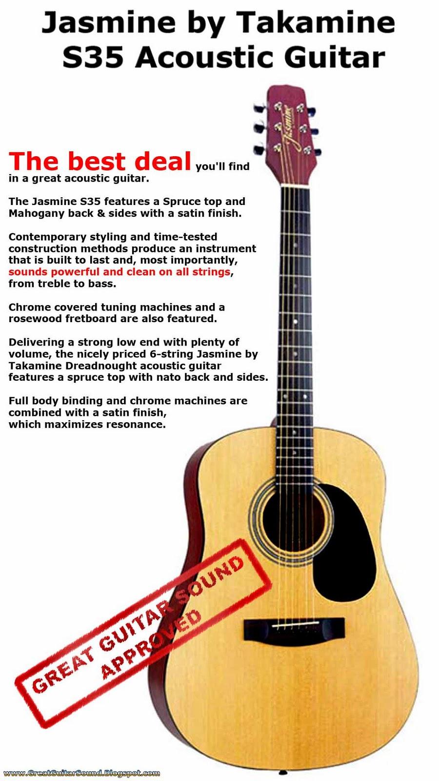 Great Beginner Guitars : great guitar sound beginner guitar takamine s35 acoustic guitars ~ Hamham.info Haus und Dekorationen