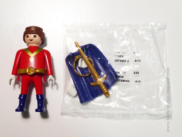 Playmobil Príncipe de Beukelaer pack