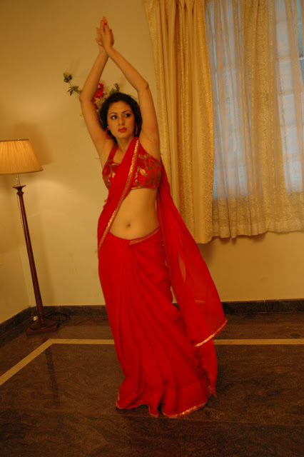 Sada navel hot photos