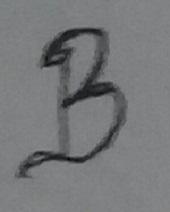 cara membuat huruf sendiri tanpa scanner